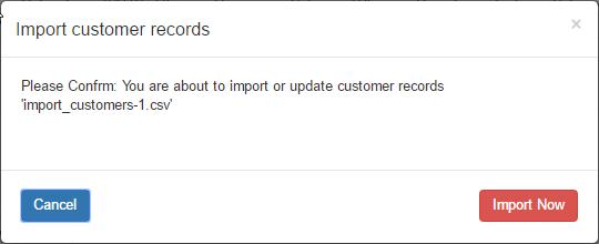 Import-customer-records