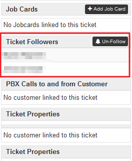 ticket followers
