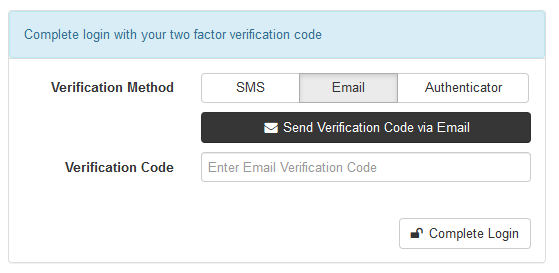email auth