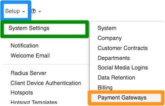 DataTill Payment Gateways - DataTill