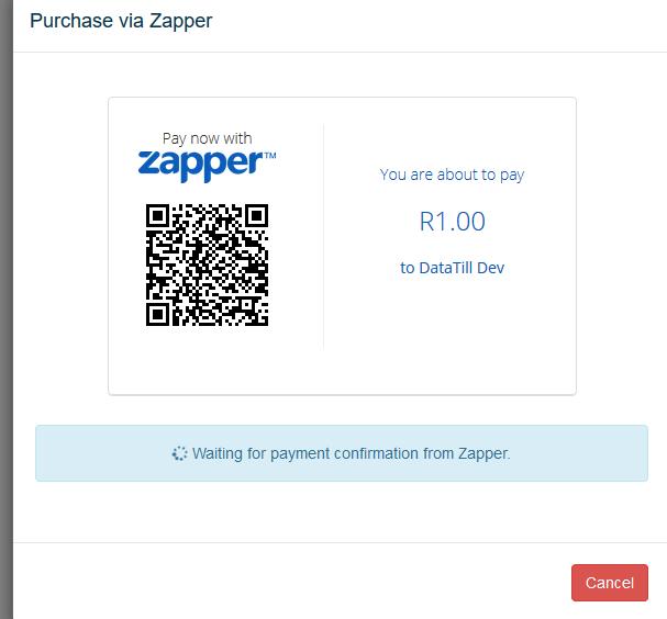 purchase via zapper