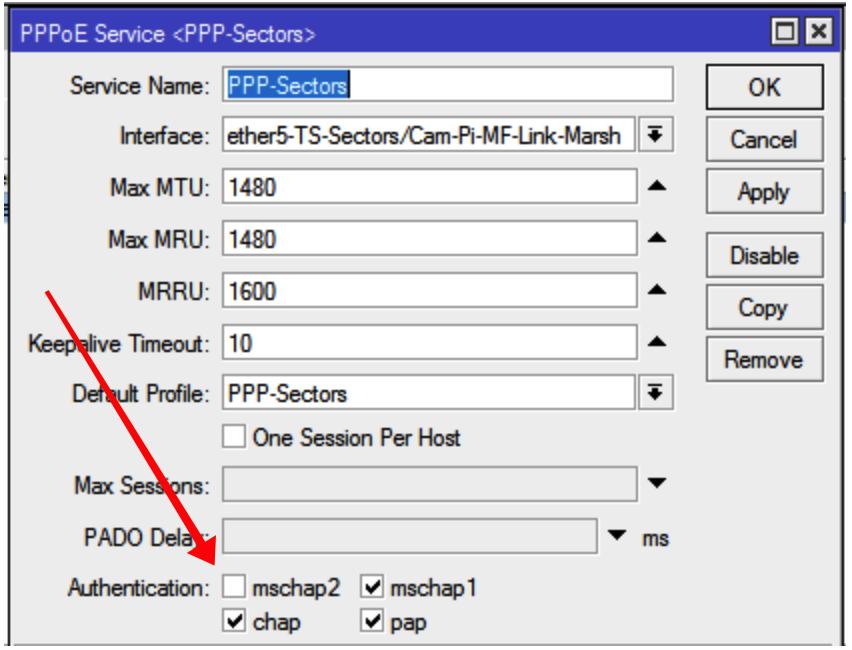 Radius Proxy Guide - DataTill